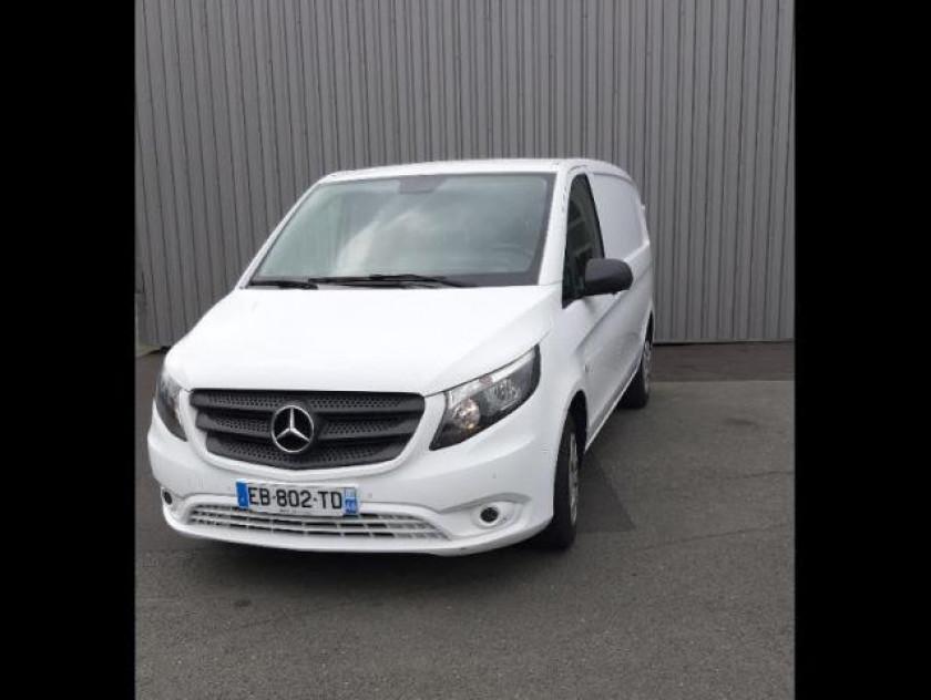 Mercedes-benz Vito Fg 114 Cdi Compact Select - Visuel #2