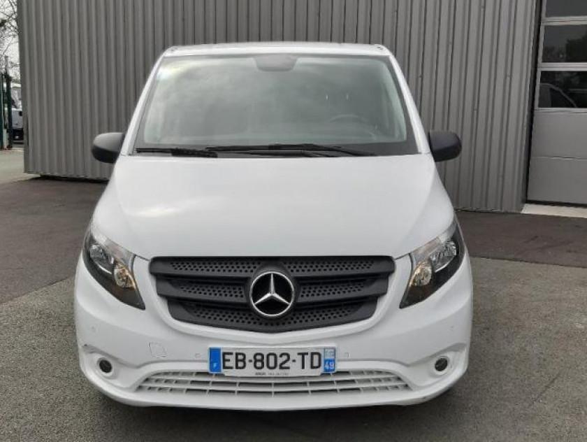 Mercedes-benz Vito Fg 114 Cdi Compact Select - Visuel #1