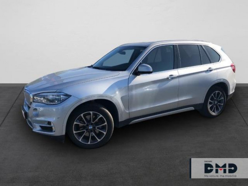 Bmw X5 Xdrive40da 313ch Exclusive - Visuel #1