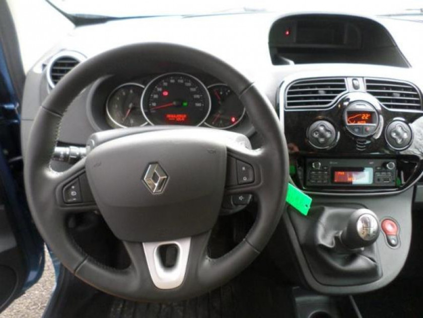 Renault Kangoo 1.5 Dci 90ch Energy Intens Ft Euro6 - Visuel #2