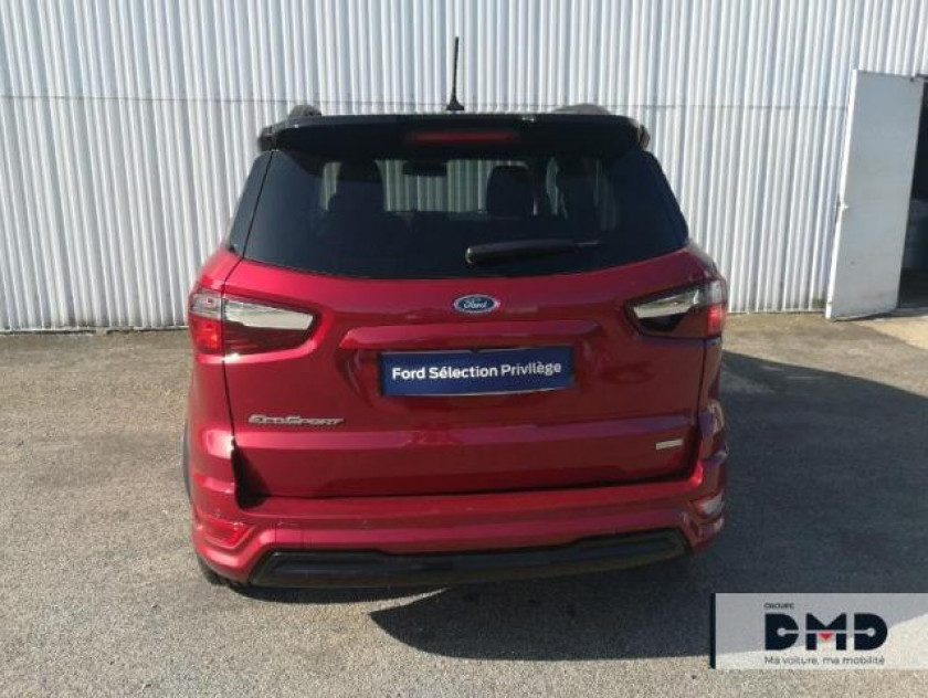 Ford Ecosport 1.0 Ecoboost 125ch St-line Euro6.2 - Visuel #11
