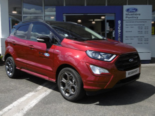 Ford Ecosport 1.0 Ecoboost 125ch S&s Bvm6 St-line 5p