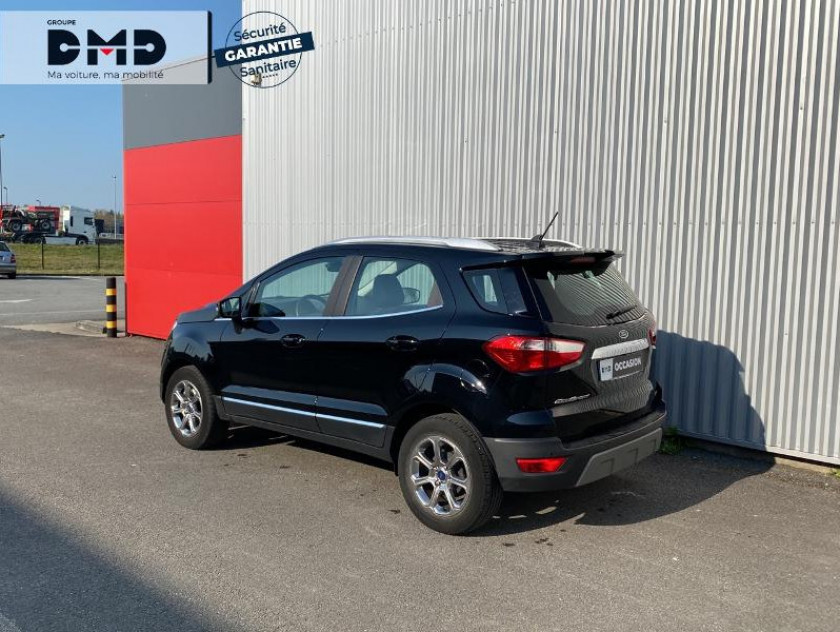 Ford Ecosport 1.0 Ecoboost 125ch Titanium Business - Visuel #3