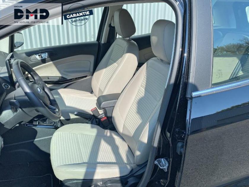 Ford Ecosport 1.0 Ecoboost 125ch Titanium Business - Visuel #9