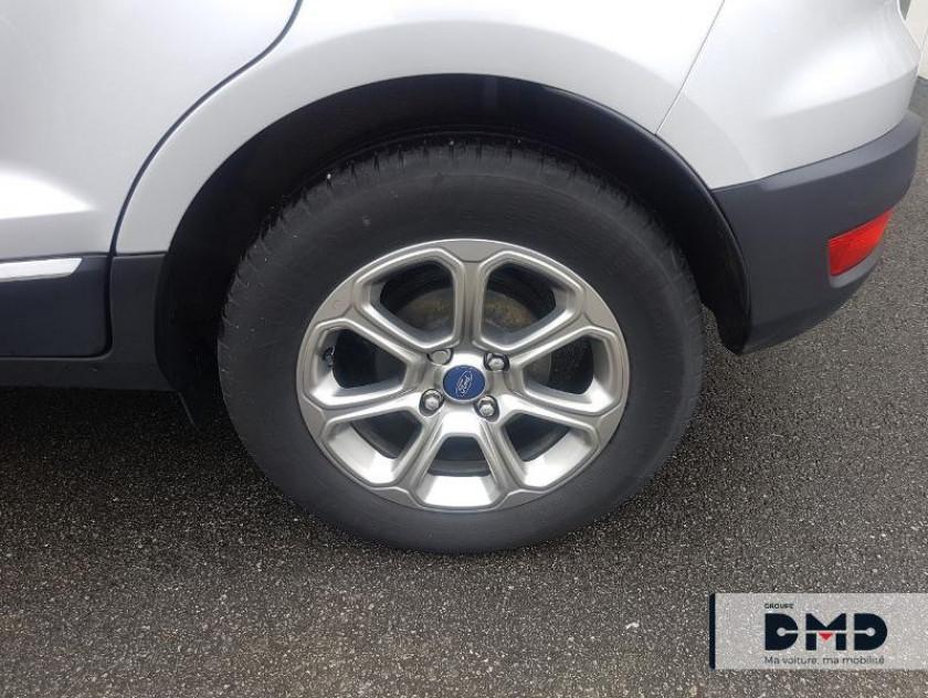 Ford Ecosport 1.0 Ecoboost 125ch Titanium Business Euro6.2 - Visuel #13