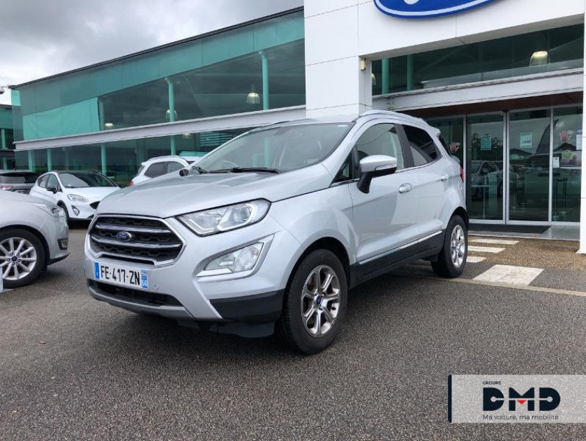 Ford Ecosport 1.0 Ecoboost 125ch Titanium Business Euro6.2 - Visuel #15