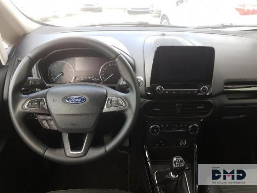Ford Ecosport 1.0 Ecoboost 125ch Titanium Business Euro6.2 - Visuel #5