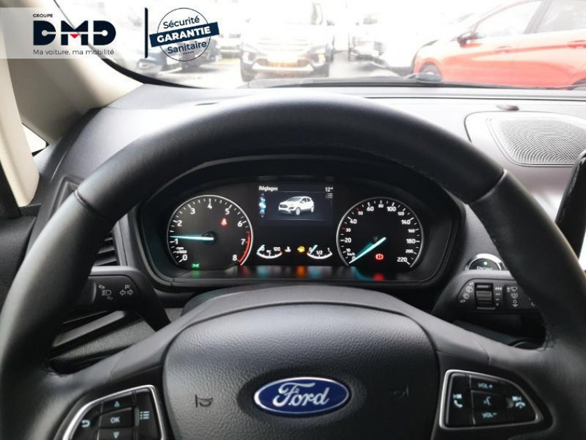 Ford Ecosport 1.0 Ecoboost 125ch Titanium Business - Visuel #7
