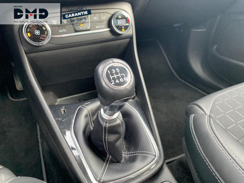 Ford Fiesta Active 1.0 Ecoboost 100ch S&s Plus Euro6.2 - Visuel #8