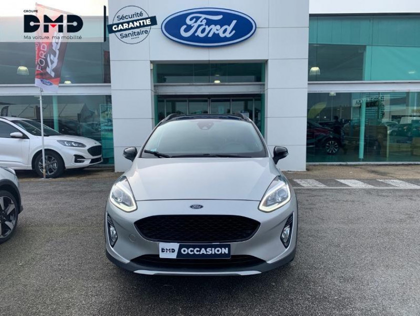 Ford Fiesta Active 1.0 Ecoboost 100ch S&s Plus Euro6.2 - Visuel #4