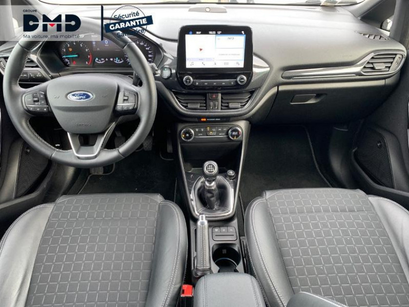 Ford Fiesta Active 1.0 Ecoboost 100ch S&s Plus Euro6.2 - Visuel #5