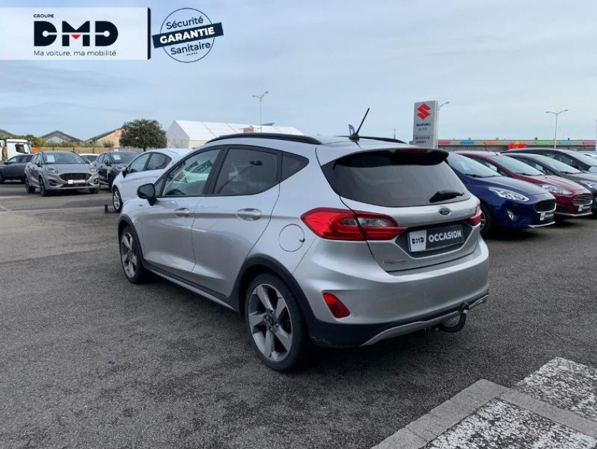 Ford Fiesta Active 1.0 Ecoboost 100ch S&s Plus Euro6.2 - Visuel #3