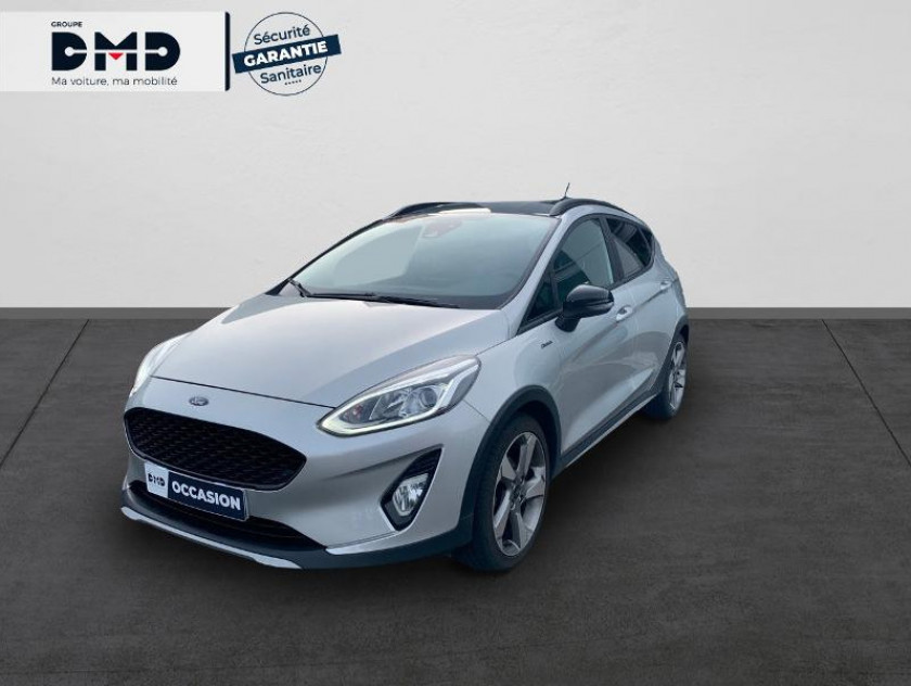 Ford Fiesta Active 1.0 Ecoboost 100ch S&s Plus Euro6.2 - Visuel #1