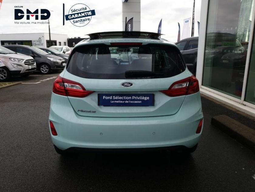 Ford Fiesta 1.0 Ecoboost 100ch Stop&start Titanium Bva 5p - Visuel #11