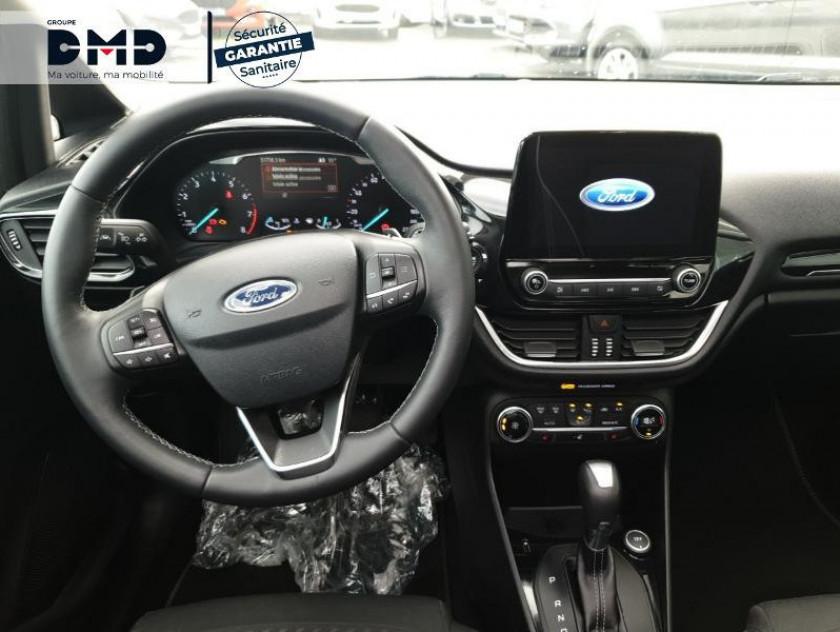 Ford Fiesta 1.0 Ecoboost 100ch Stop&start Titanium Bva 5p - Visuel #5