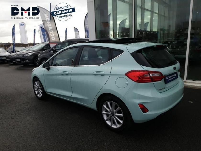 Ford Fiesta 1.0 Ecoboost 100ch Stop&start Titanium Bva 5p - Visuel #3