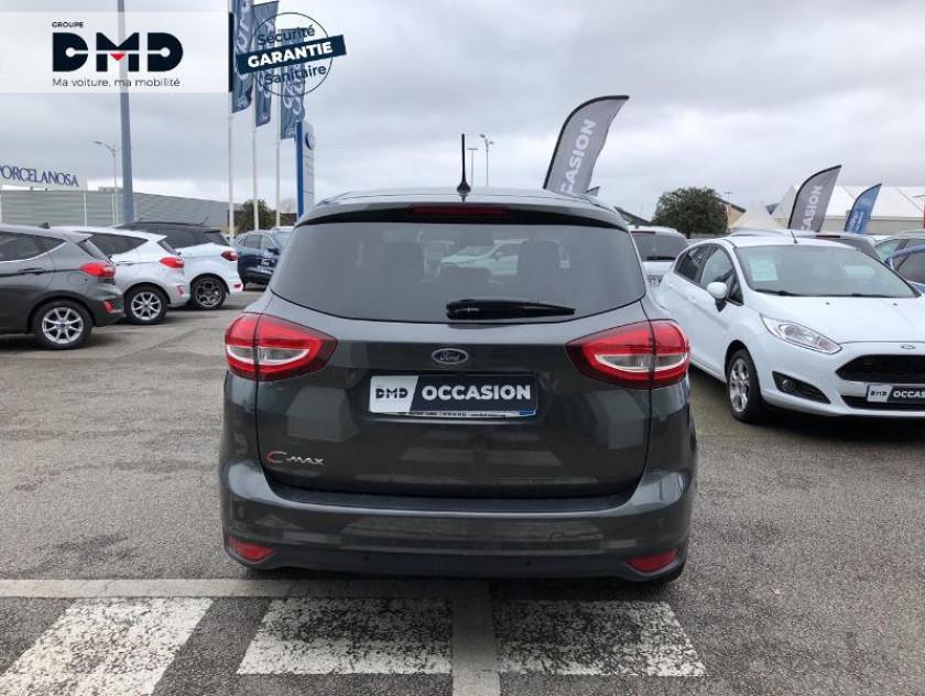 Ford C-max 1.0 Ecoboost 125ch Stop&start Titanium Euro6.2 - Visuel #11