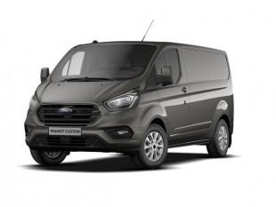 Ford Transit Custom Cabine Approfondie Ca 320 L2h1 2.0 Ecoblue 170 Bva Limited 4p