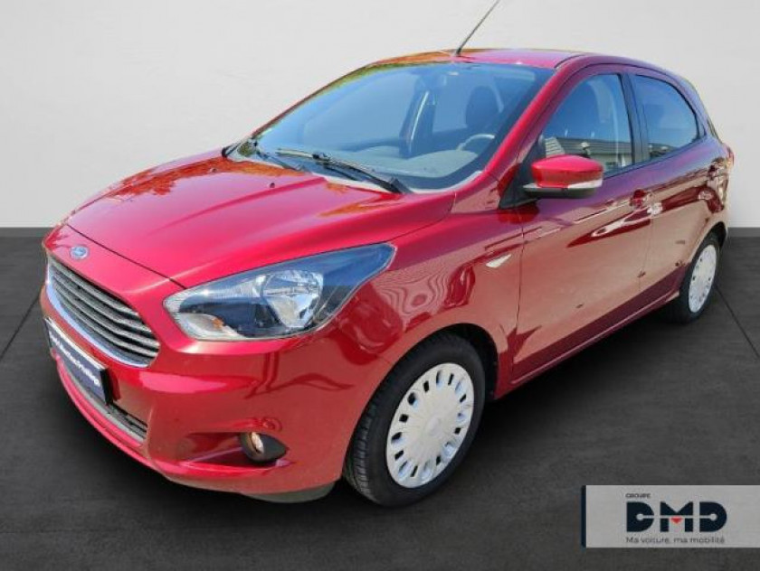 Ford Ka+ 1.2 Ti-vct 85ch S&s Ultimate - Visuel #1