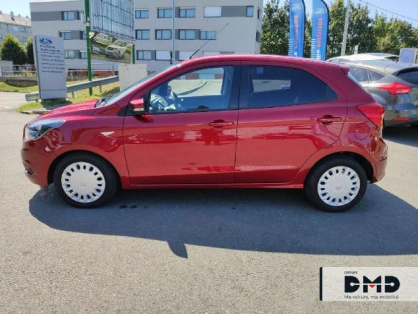 Ford Ka+ 1.2 Ti-vct 85ch S&s Ultimate - Visuel #2
