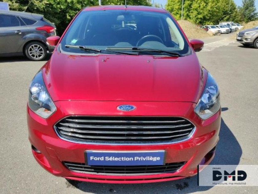 Ford Ka+ 1.2 Ti-vct 85ch S&s Ultimate - Visuel #4