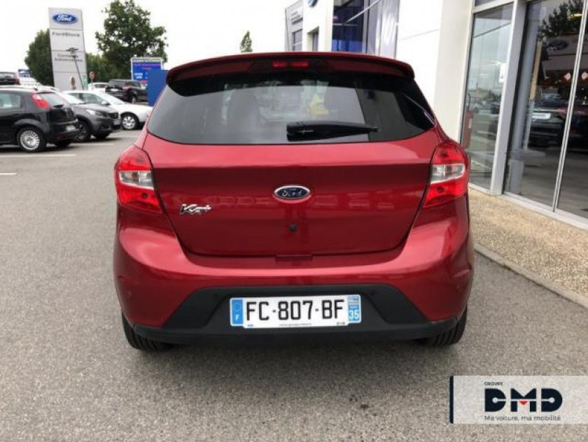 Ford Ka+ 1.2 Ti-vct 85ch Color Edition - Visuel #11