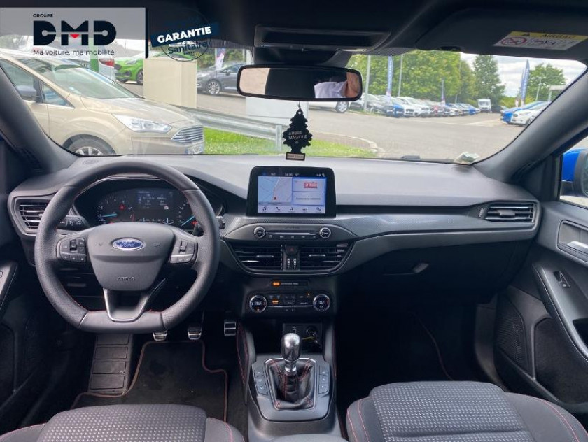 Ford Focus 1.0 Ecoboost 125ch St-line - Visuel #5