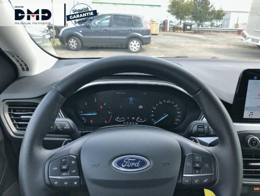 Ford Focus 1.5 Ecoblue 120ch Trend Business Bva - Visuel #7
