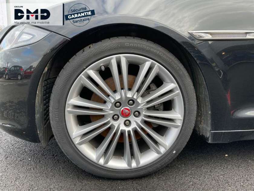 Jaguar Xj 3.0d V6 300ch Portfolio - Visuel #13