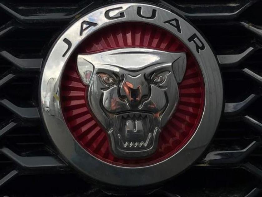 Jaguar F-pace V6 3.0d 300ch R-sport 4x4 Bva8 - Visuel #22