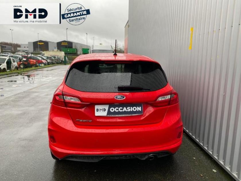 Ford Fiesta 1.5 Tdci 85ch St-line 5p - Visuel #11