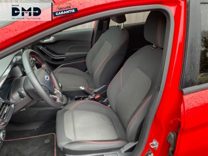 Ford Fiesta 1.5 Tdci 85ch St-line 5p - Visuel #9