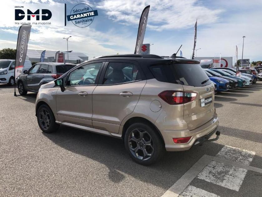 Ford Ecosport 1.0 Ecoboost 125ch St-line Euro6.2 - Visuel #3