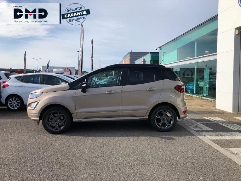 Ford Ecosport 1.0 Ecoboost 125ch St-line Euro6.2 - Visuel #2