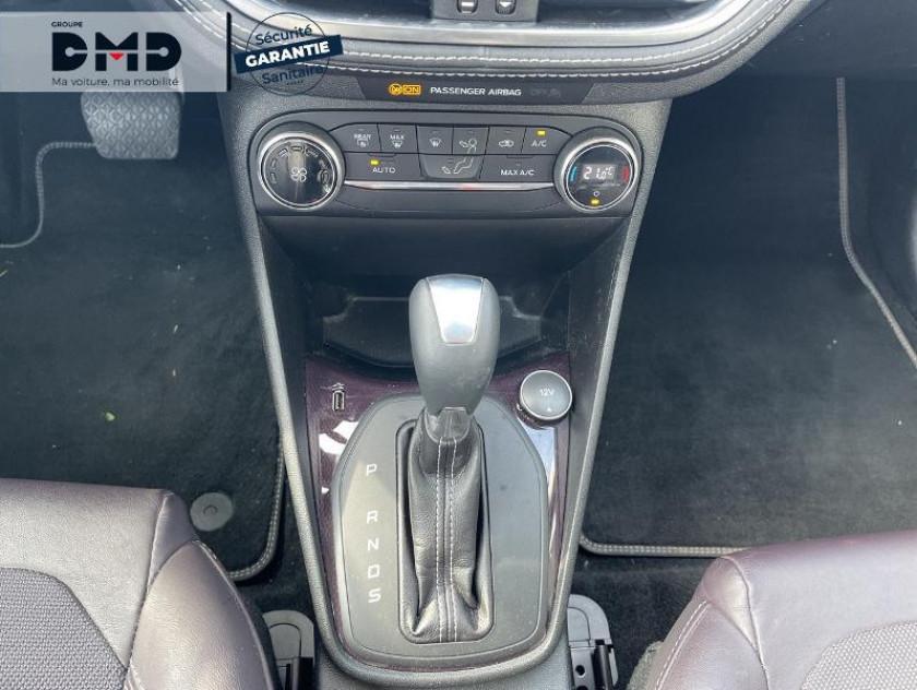 Ford Fiesta 1.0 Ecoboost 100ch Vignale Bva 5p - Visuel #8