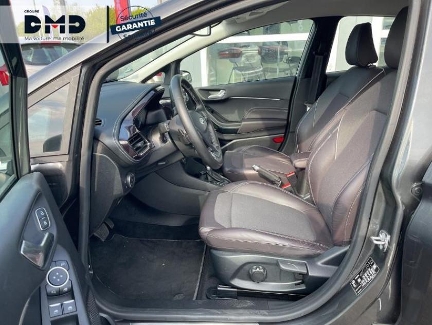 Ford Fiesta 1.0 Ecoboost 100ch Vignale Bva 5p - Visuel #9
