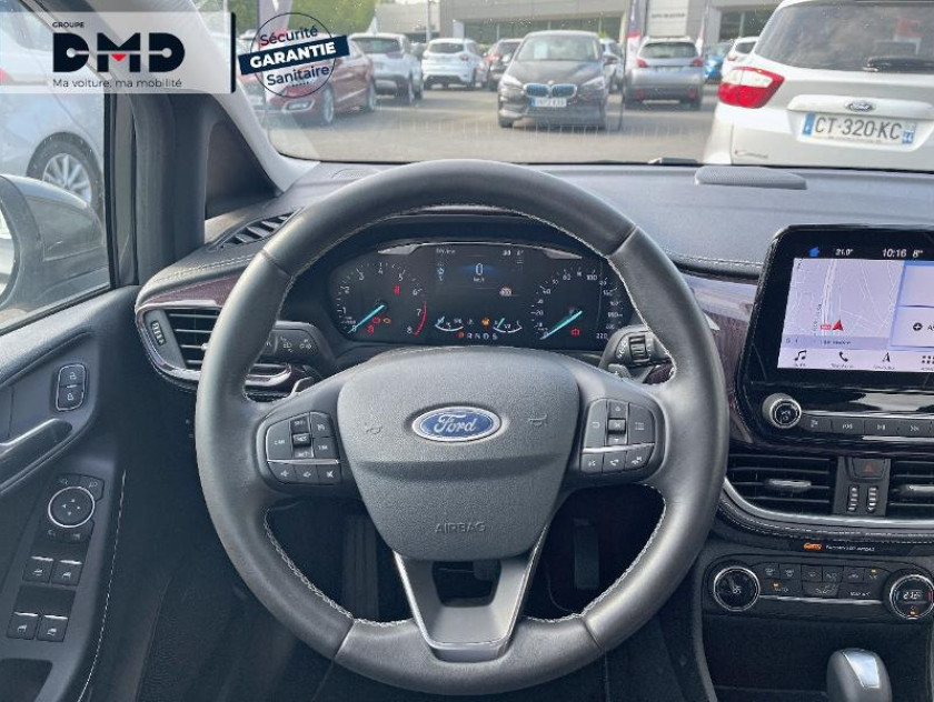 Ford Fiesta 1.0 Ecoboost 100ch Vignale Bva 5p - Visuel #7