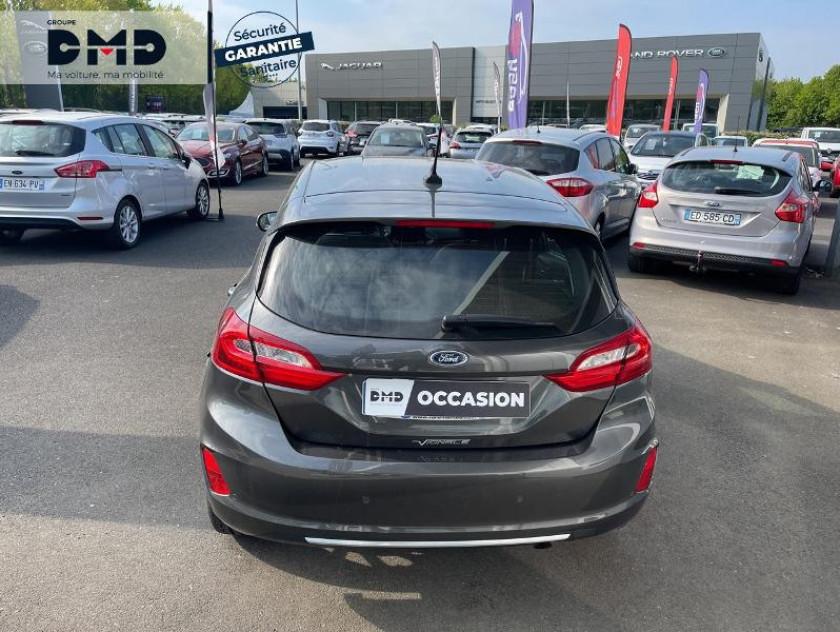 Ford Fiesta 1.0 Ecoboost 100ch Vignale Bva 5p - Visuel #11