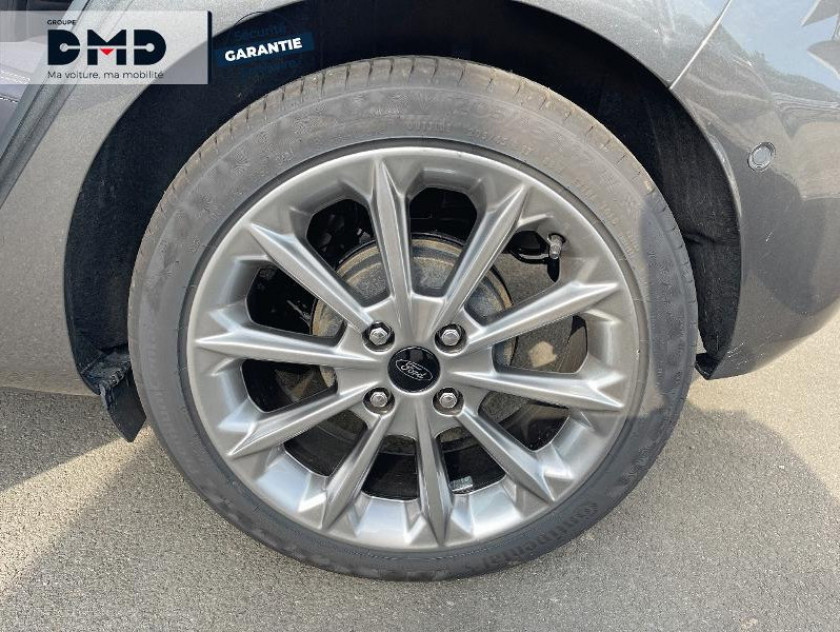 Ford Fiesta 1.0 Ecoboost 100ch Vignale Bva 5p - Visuel #13