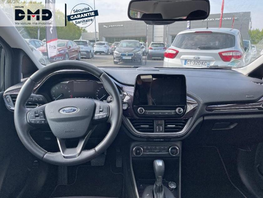 Ford Fiesta 1.0 Ecoboost 100ch Vignale Bva 5p - Visuel #5