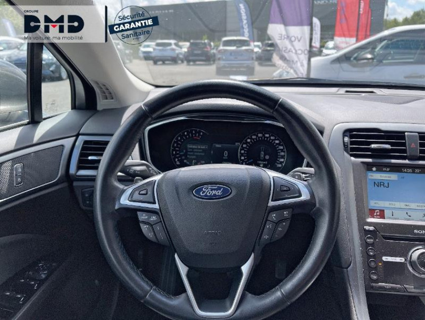 Ford Mondeo Sw 2.0 Tdci 180ch Titanium Powershift Euro6.2 - Visuel #7