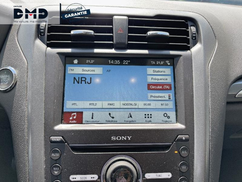 Ford Mondeo Sw 2.0 Tdci 180ch Titanium Powershift Euro6.2 - Visuel #6