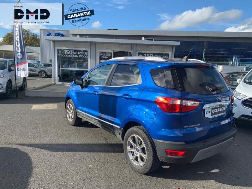 Ford Ecosport 1.0 Ecoboost 125ch Titanium Euro6.2 - Visuel #3