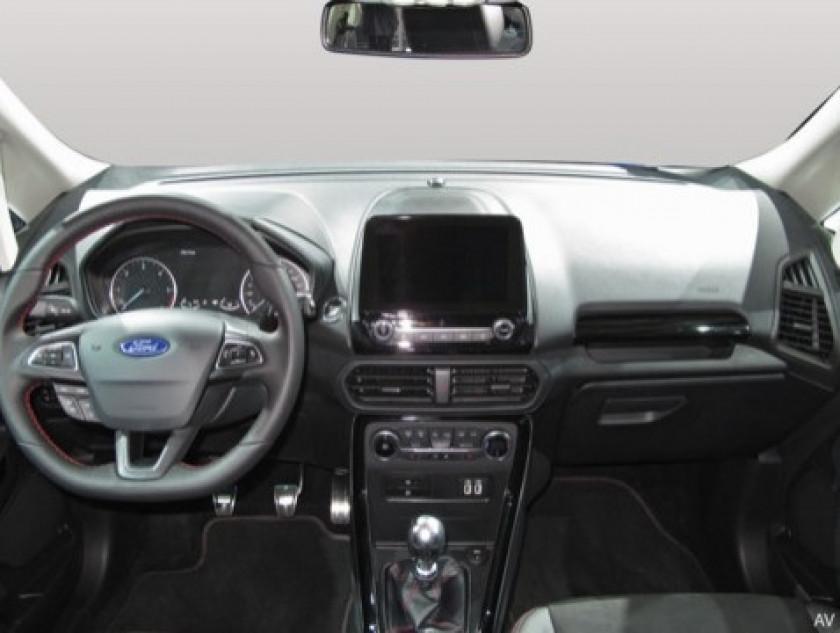 Ford Ecosport 1.0 Ecoboost 125ch St-line - Visuel #9