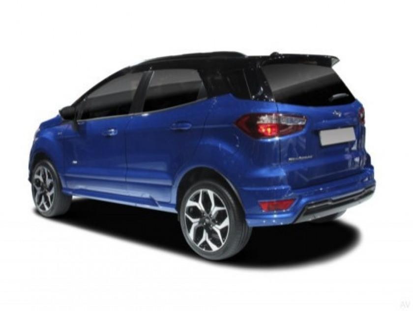Ford Ecosport 1.0 Ecoboost 125ch St-line - Visuel #2