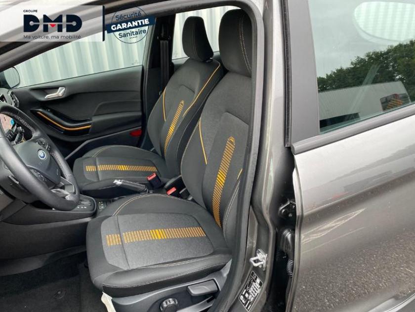 Ford Fiesta Active 1.0 Ecoboost 100ch S&s Pack Bva Euro6.2 - Visuel #9