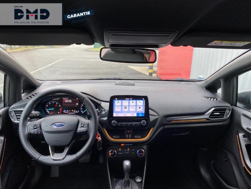 Ford Fiesta Active 1.0 Ecoboost 100ch S&s Pack Bva Euro6.2 - Visuel #5