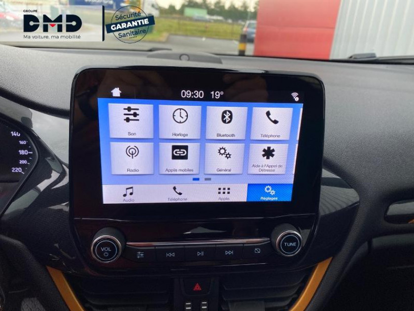 Ford Fiesta Active 1.0 Ecoboost 100ch S&s Pack Bva Euro6.2 - Visuel #6