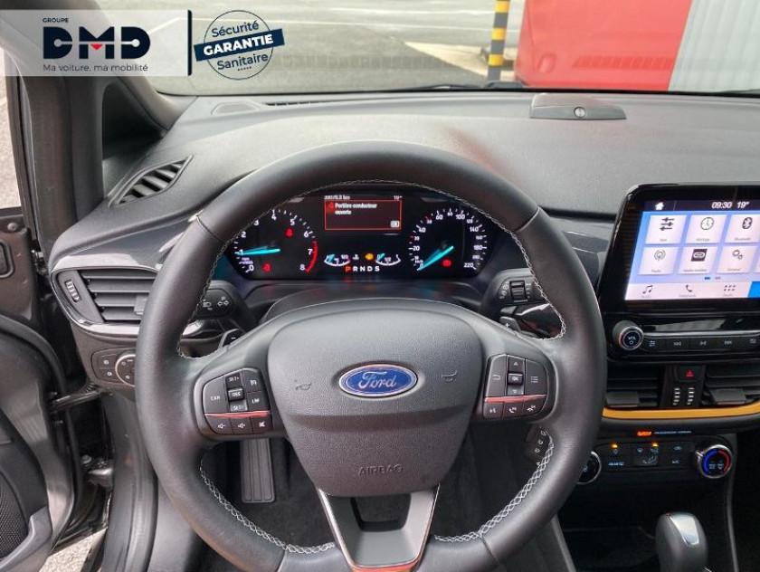 Ford Fiesta Active 1.0 Ecoboost 100ch S&s Pack Bva Euro6.2 - Visuel #7