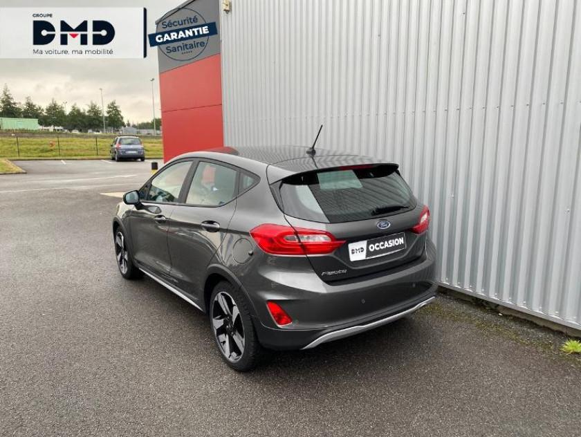 Ford Fiesta Active 1.0 Ecoboost 100ch S&s Pack Bva Euro6.2 - Visuel #3
